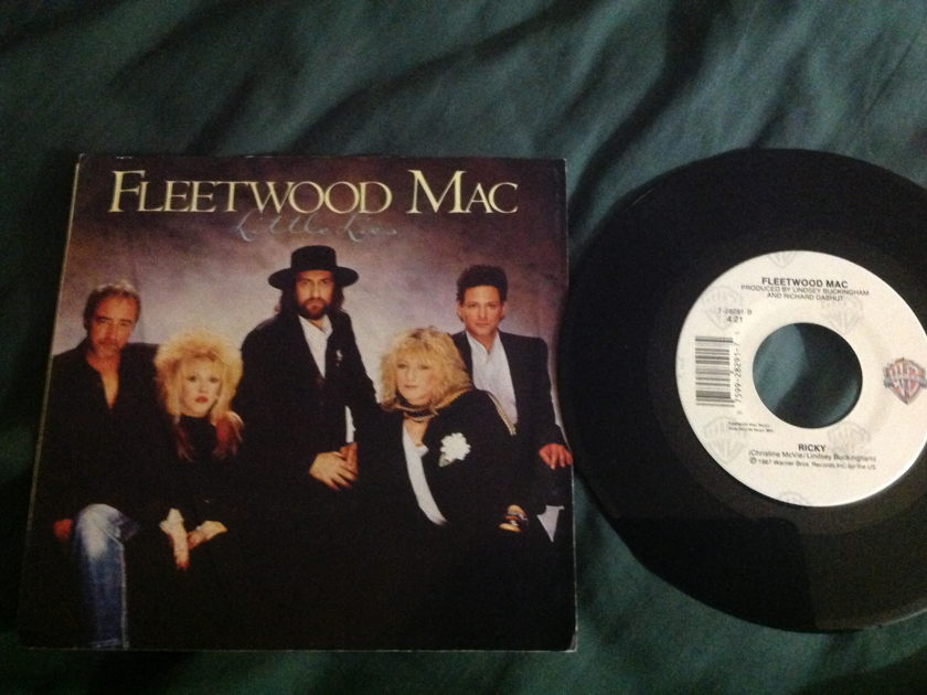 Fleetwood Mac - Little Lies 45 With Sleeve