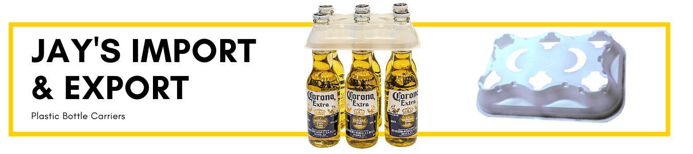 Jays Import & Export  Plastic Bottle Carriers
