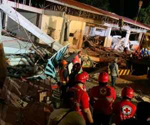 Philippines 6.1-Magnitude Earthquake