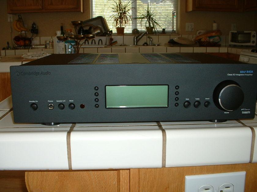 Cambridge Audio Azur 840A Integrated Amp