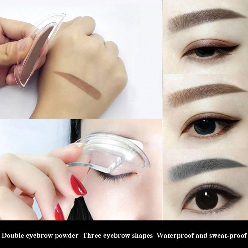 1-pair-stencil-professional-sponge-with-handle-3-shape-brow-shape-lazy-model-powder-make-up-joint-brow-fleekin-details-2