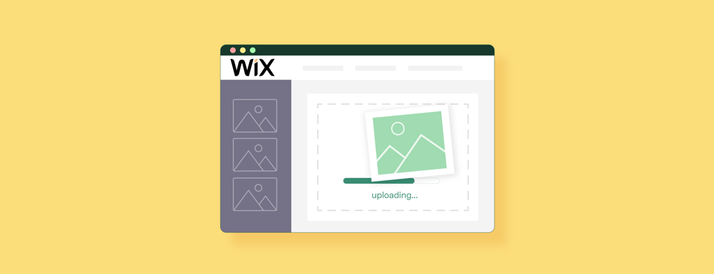 How to Upload Files to Wix with Uploadcare Step-by-Step