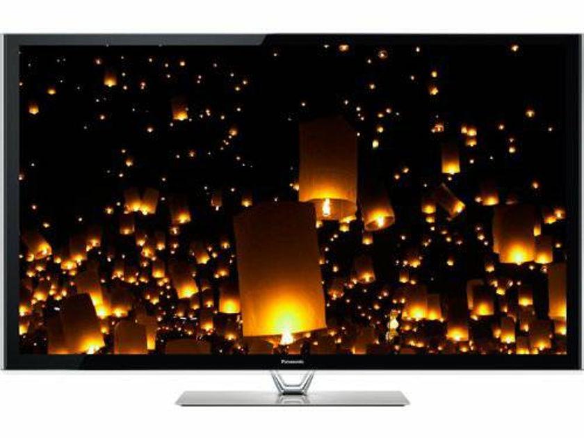 Panasonic TC-P55VT60 Smart Plasma HDTV, TV