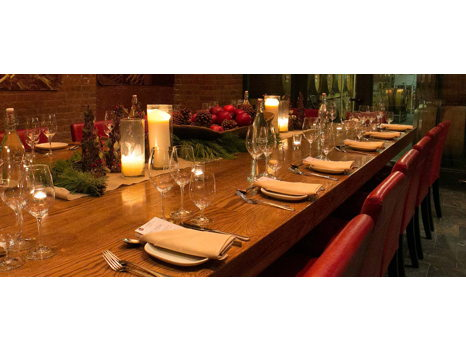 Private Dinner for Ten at City Winery