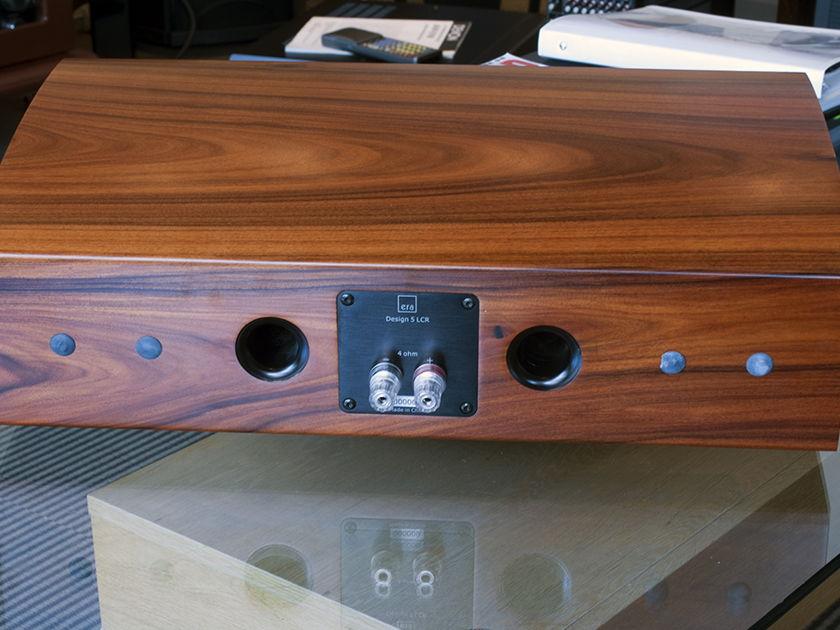 era Speakers. Design 5 LCR. Center Channel