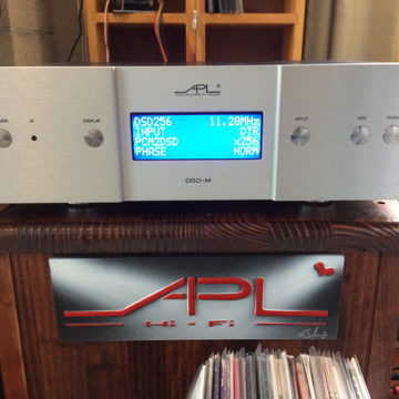 DSD-M Master Reference Pure DSD DAC