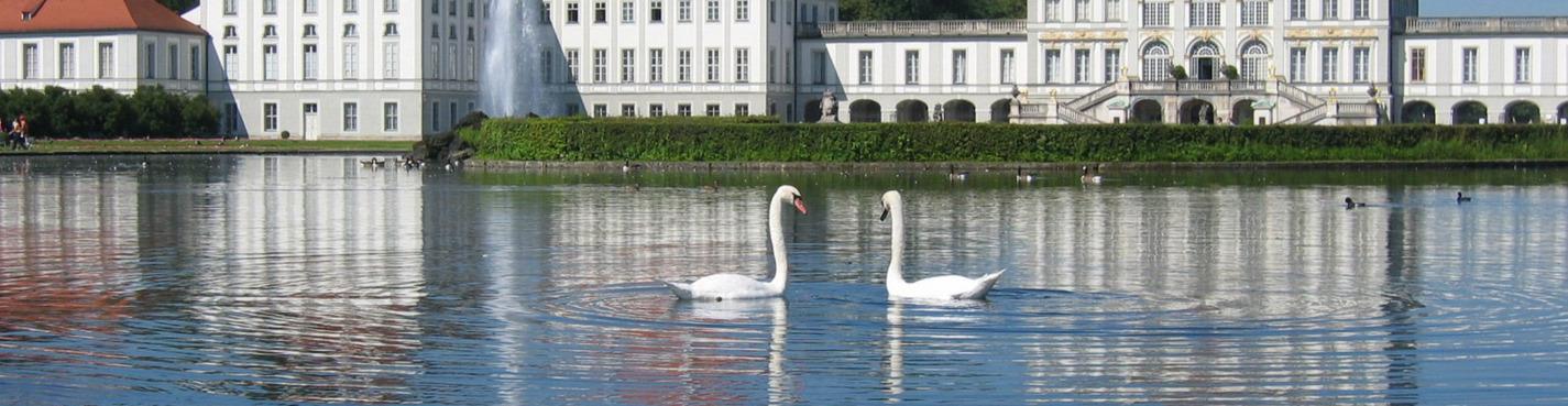 Дворец Нимфенбург. Летняя Резиденция Баварских королей