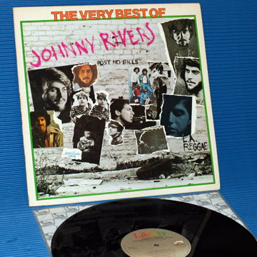 """The Very Best Of Johnny Rivers"" -"