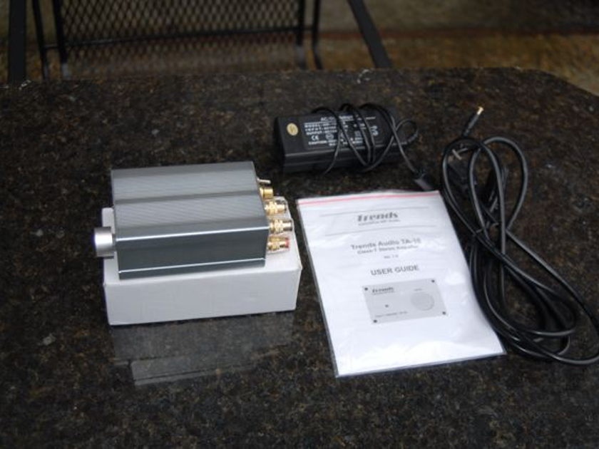 Trends Audio TA10.1 intergraded T'amplifier