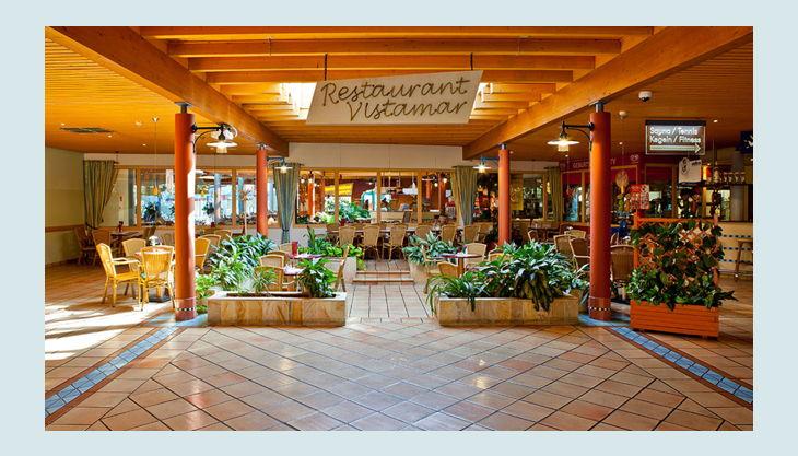 bg wonnemar wismar gastro restaurant pflanzen