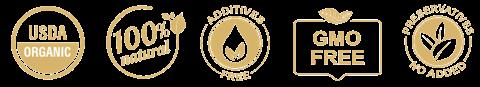 Organic Fir Balsam Oil - 100% Pure, GMO FREE, No Additives, No Preservatives