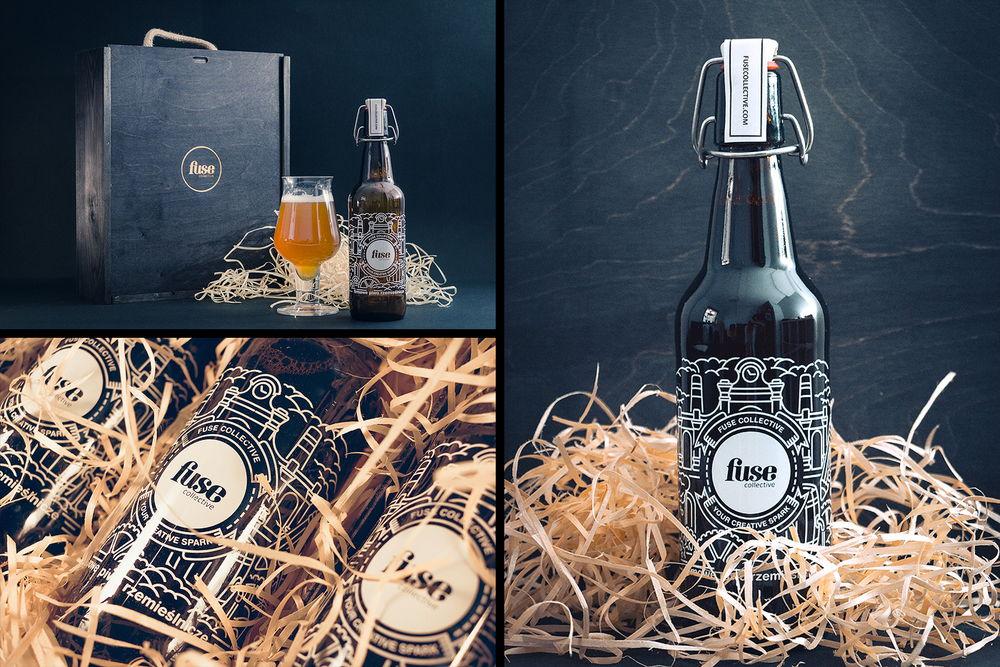 Craft Beer Christmas Gift | Dieline