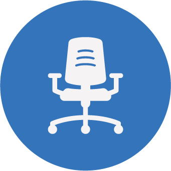 Ergonomic Office chairs for back pain and comfort