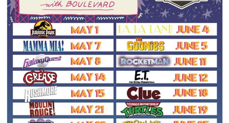 Backyard Movies: Clue