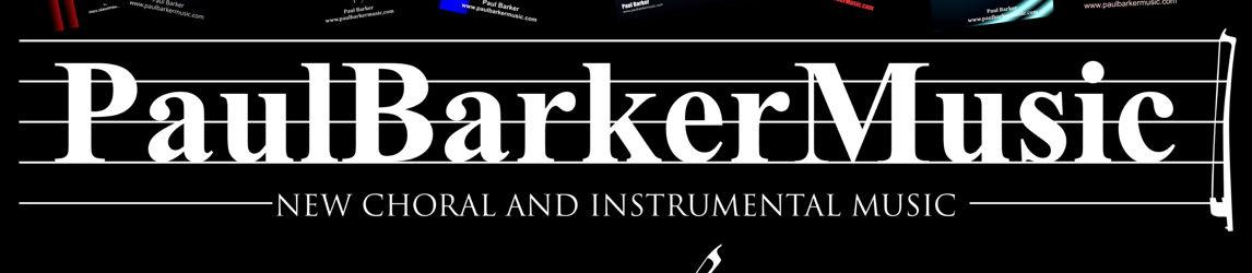 Paul Barker Music