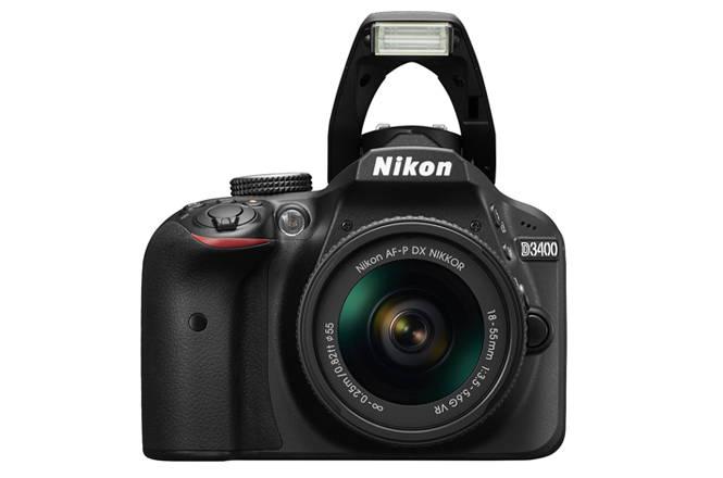 Nikon D3400 camara profesional costa rica