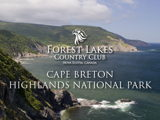 Forest Lakes Country Club Kanada: Cape Breton National Park