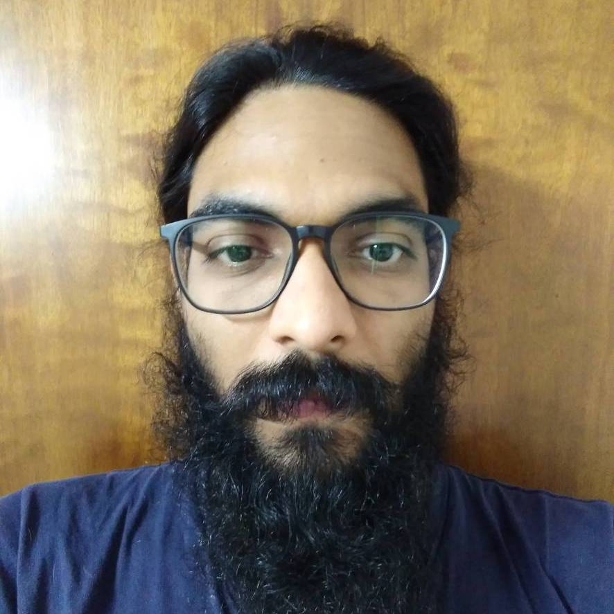 Kushagra Sharma, freelance Python developer