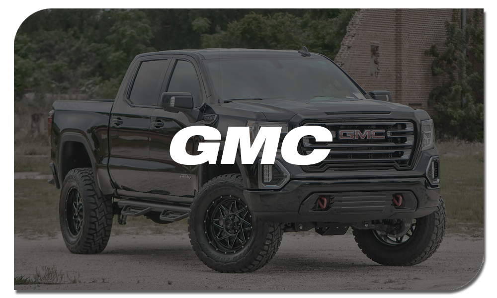 Shop Online for Off-Road Wheels for GMC Trucks