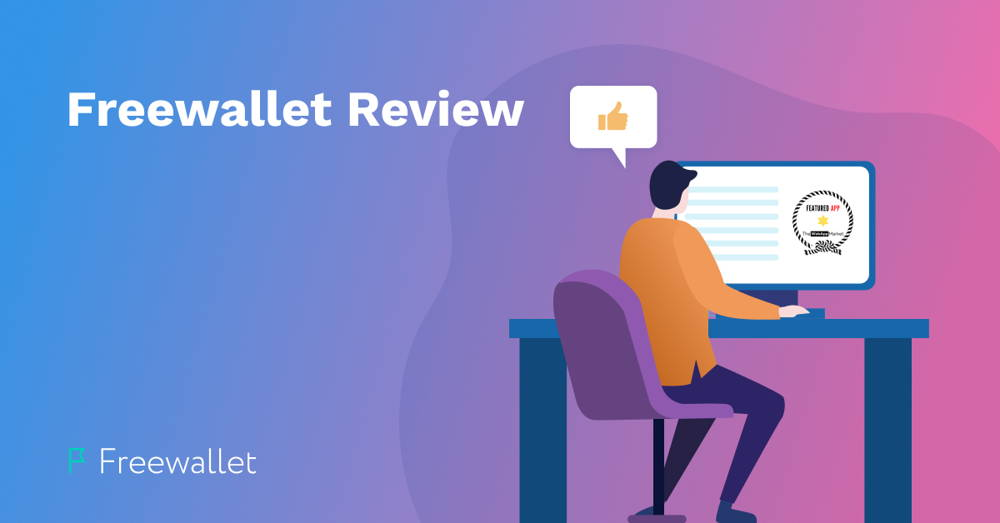 Freewallet Review by the Web App Market