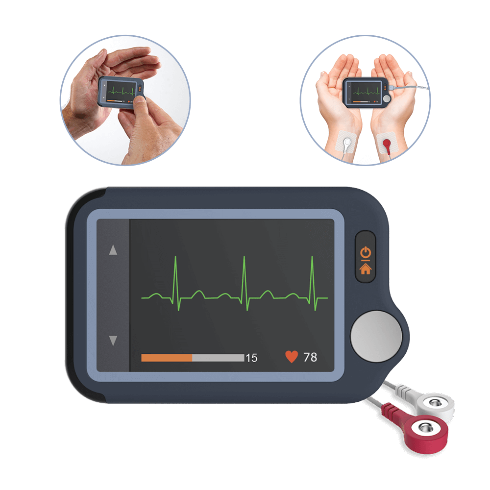 Wellue Pulsebit Ex Portable EKG Monitor