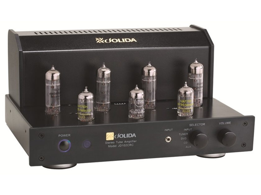 Jolida JD102CRC Integrated amplifier.