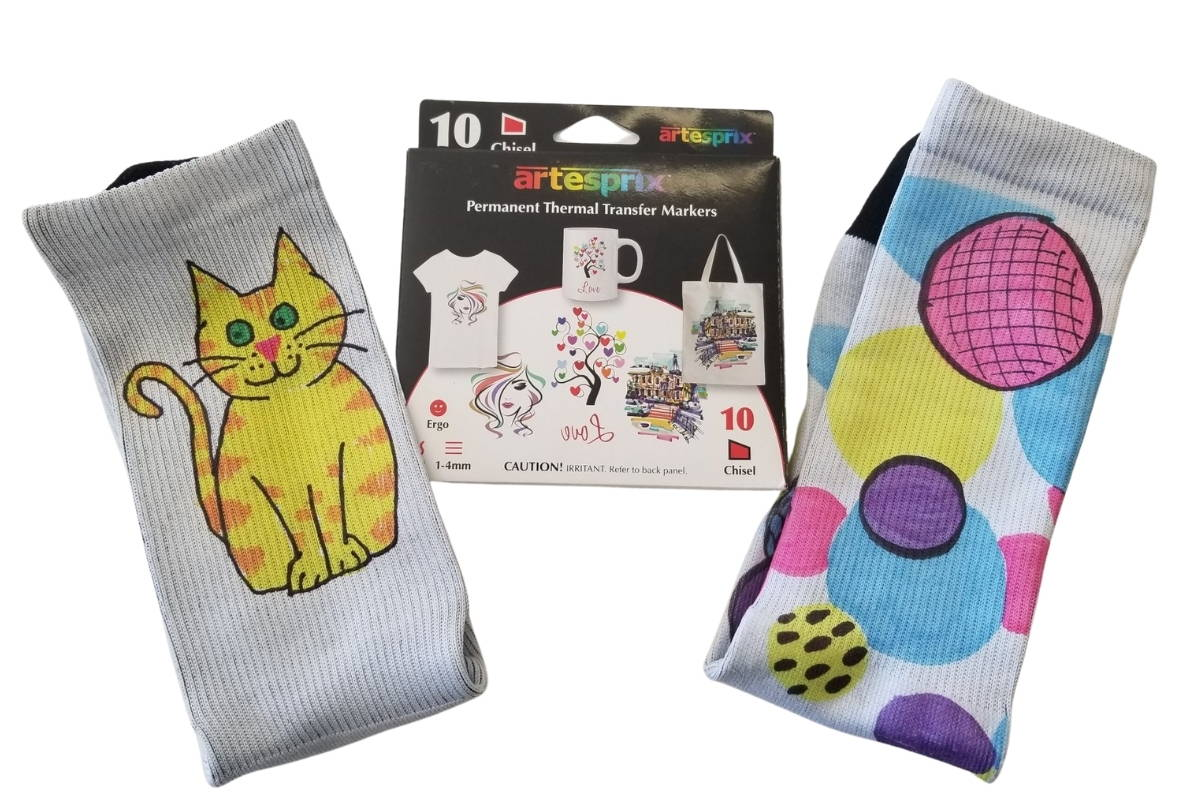 Sublimation Socks.