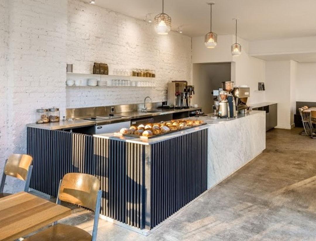 Contra Coffee Shop