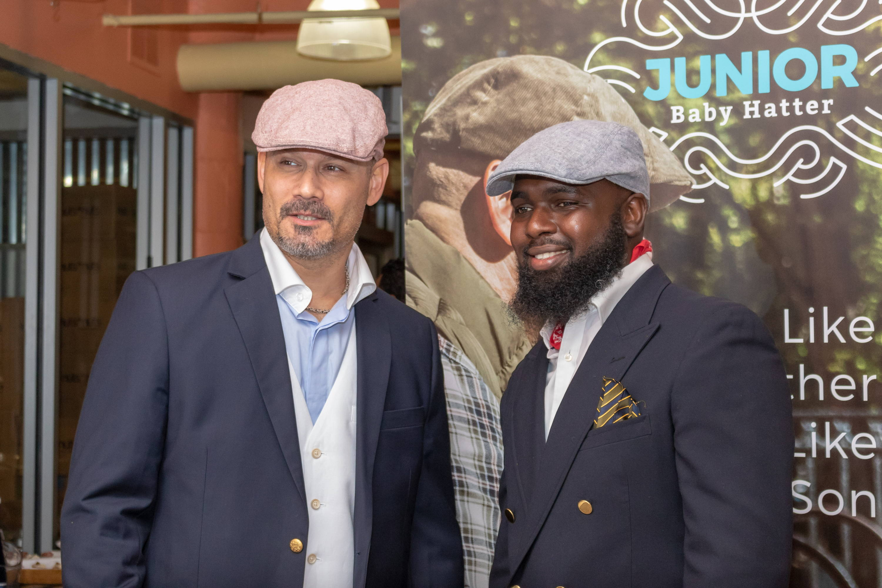 Junior Baby Hatter hosts Father's Day Pop Up and Dapper Dad Meet up