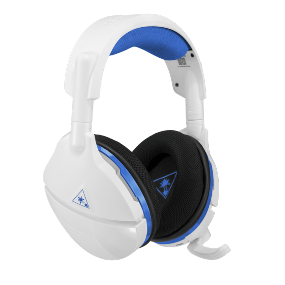 stealth 600 headset - ps4 - white