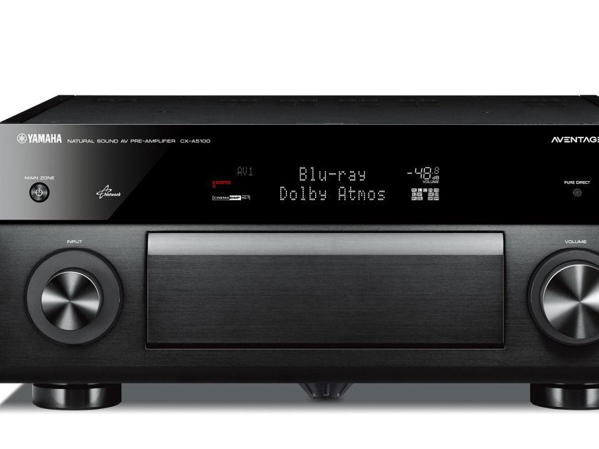 Yamaha CX-A5100 11.2 Channel Atmos DTS:X HDMI 2.0a / HDCP 2.2 MusicCast AVP
