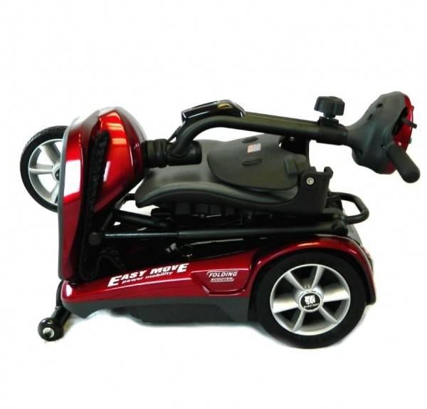 EV Rider Transport Plus Folding Mobility Scooter