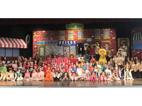 SCS 3rd Grade Play - 4 Reserved Seats & Video