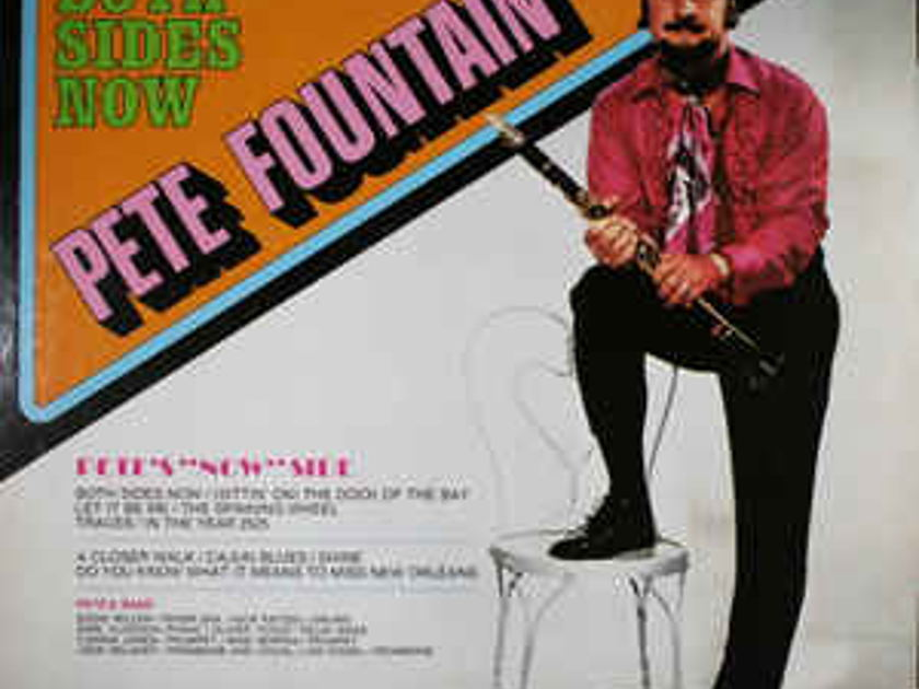 Pete Fountain - 3 Albums, Both Sides Now, Licorice Stick and Make  Your Own Kind Of Music