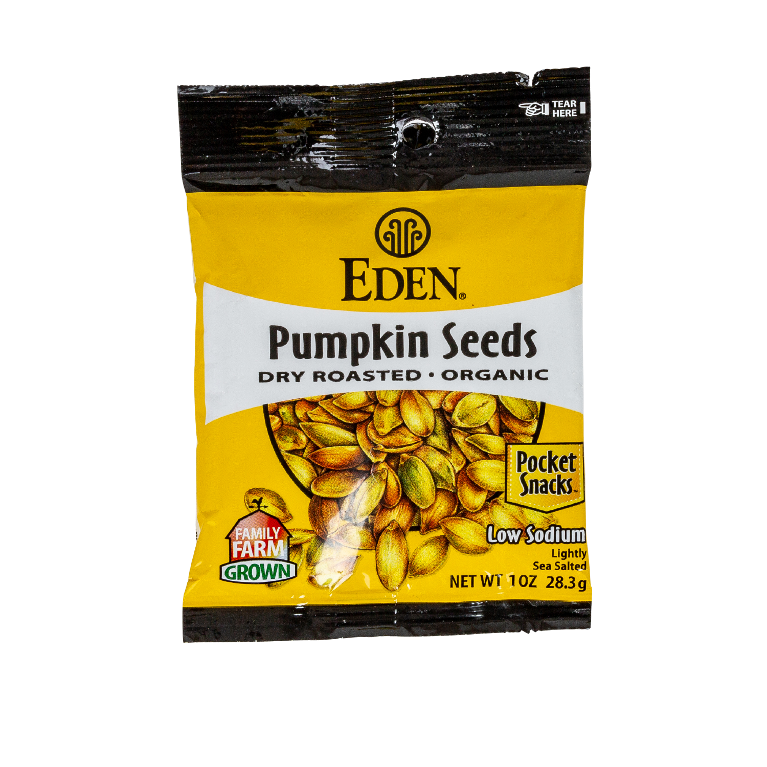 Eden Pumpkin Seeds