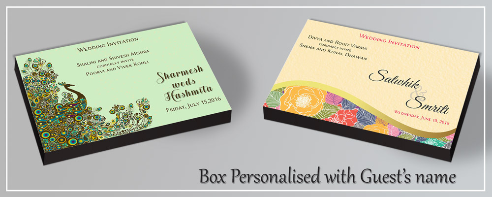Wedding Invitations Cards With Chocolates Invitation For Marriage