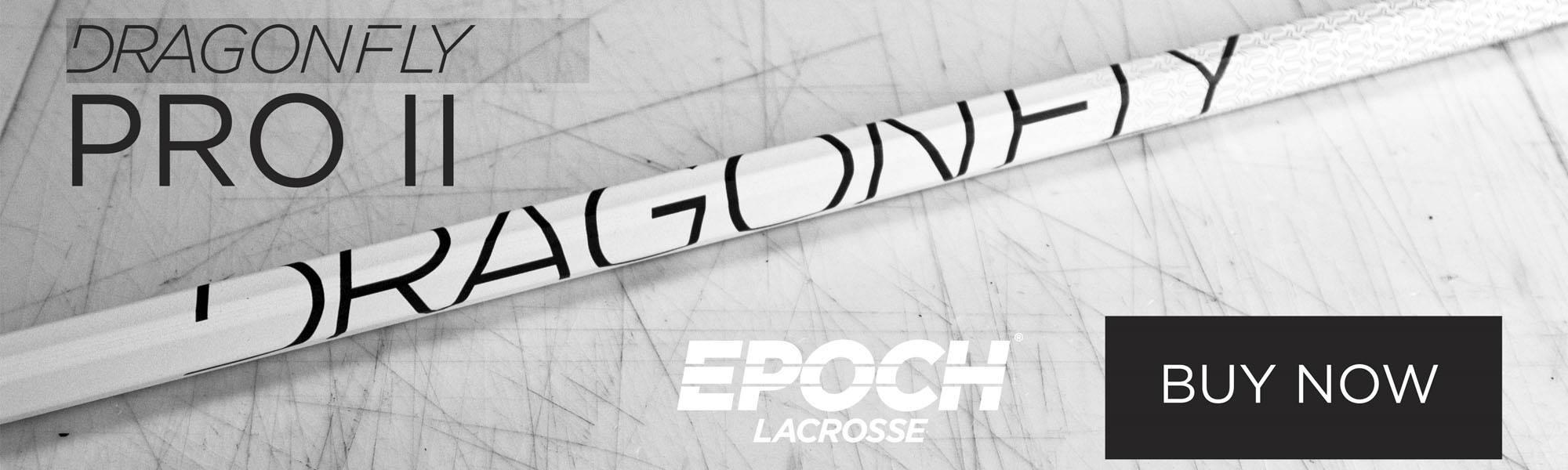 EPOCH LACROSSE DRAGONFLY PRO II | TOP STRING LACROSSE