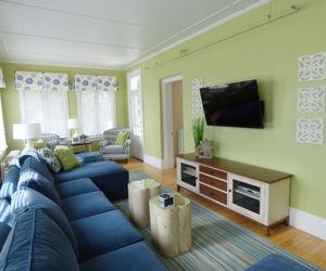 TV Room, University of New Hampshire
