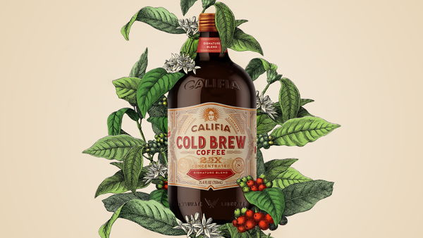 Califia Farms 2.5X Concentrated Cold Brew Coffee