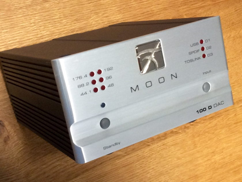 Simaudio Moon 100D DAC