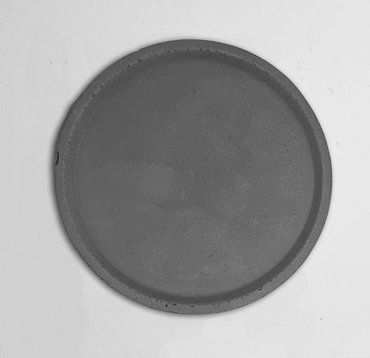 Тарелочка круглая  размер L