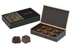 Wedding Return Gifts Online - 6 Chocolate Box - Assorted Candies (10 Boxes)