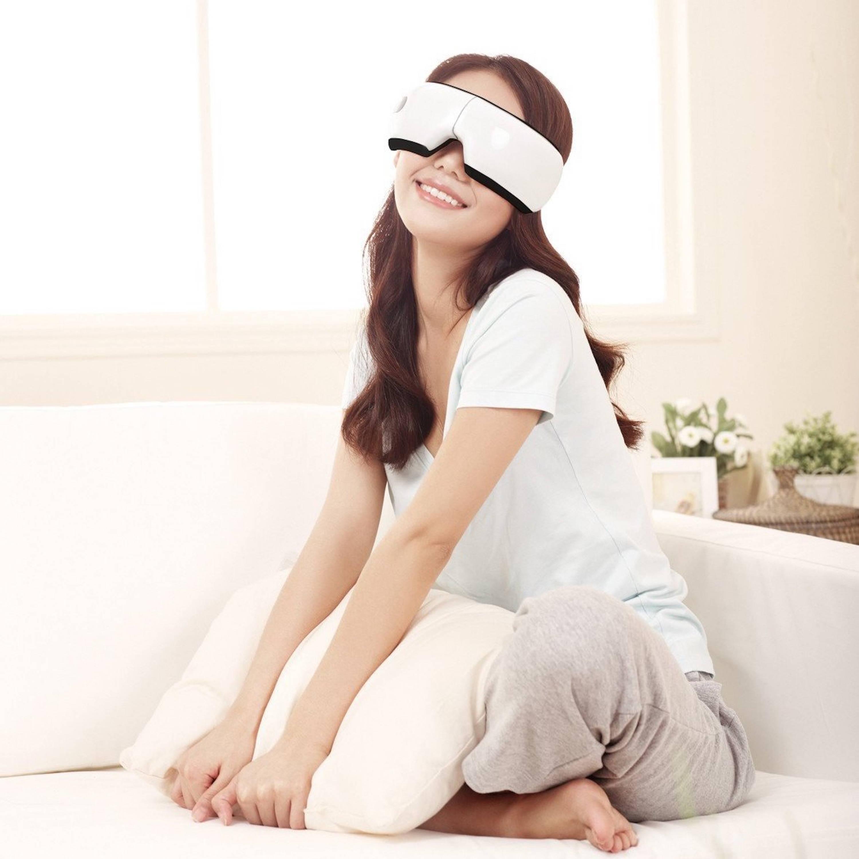Eye Massager, Best Eye Massager 2020, portable Eye massager, Release Stress with Eye Massager, Sleep quality Eye Massager