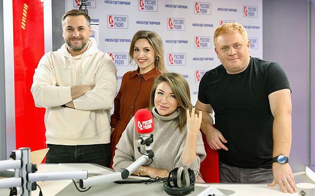 Елена Блиновская стала гостьей утреннего шоу «Русские Перцы» - Новости радио OnAir.ru