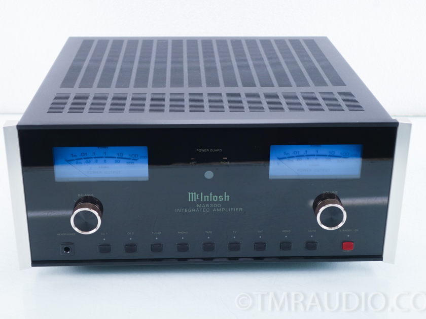 McIntosh MA6300 Integrated Amplifier; MA-6300 (9683)