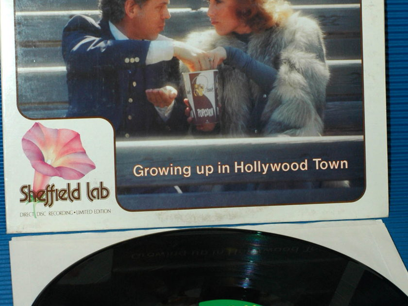 "LINCOLN MAYORGA/AMANDA MCBROOM- - - ""Growing Up In Hollywood Town"" - Sheffiled Labs D-D TAS List"