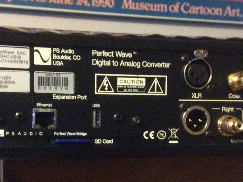 PS Audio Direct Stream DAC