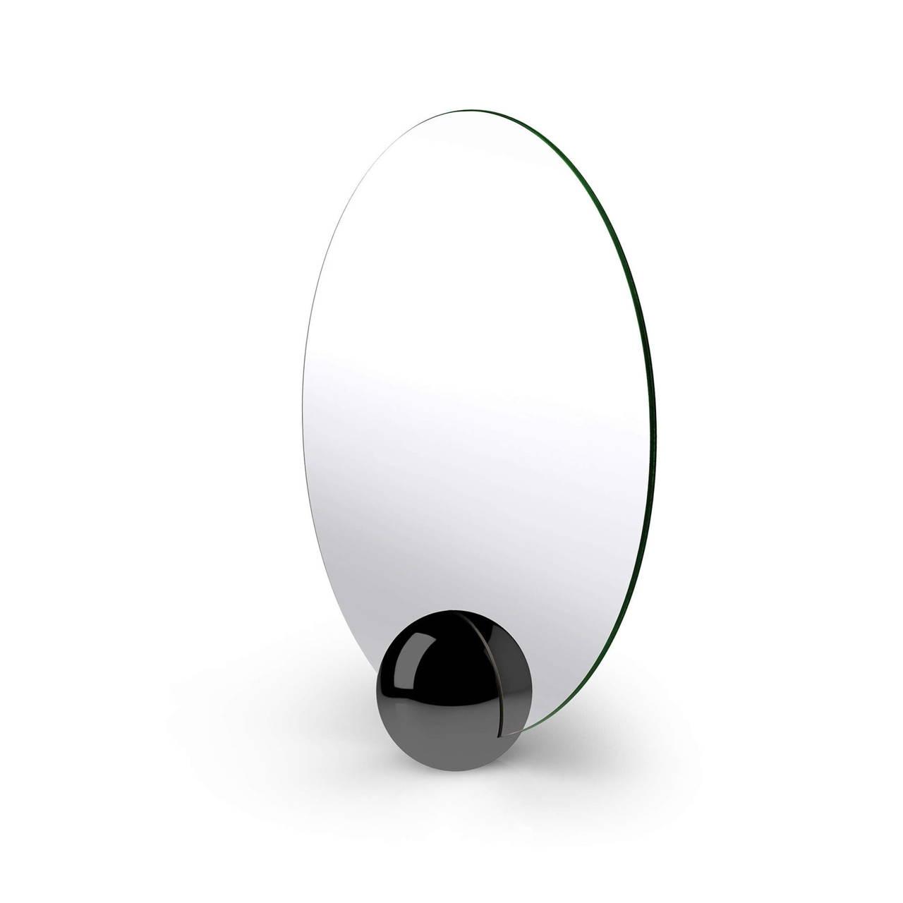 O-Mirror 300 in Black Nickel finish