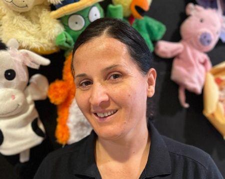 Ms. Yasmin Dost , Toddler Teacher
