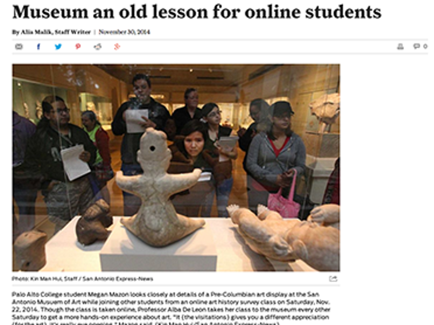 OldLesson, Express News